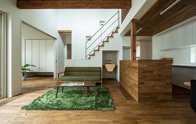 Dónde y cómo usar la madera en casa