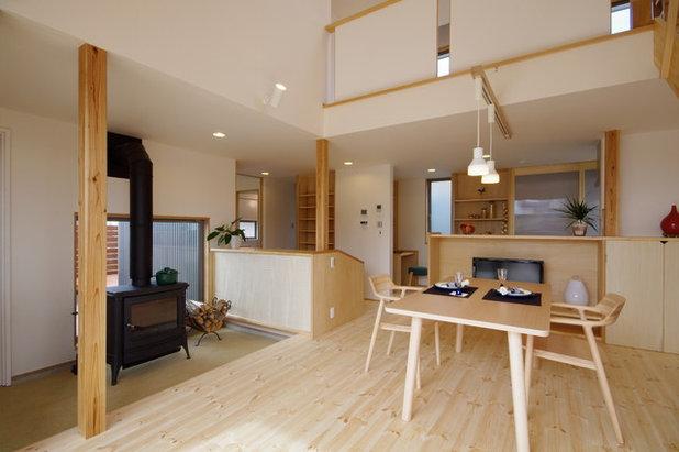 北欧 リビング by kameplan architects一級建築士事務所