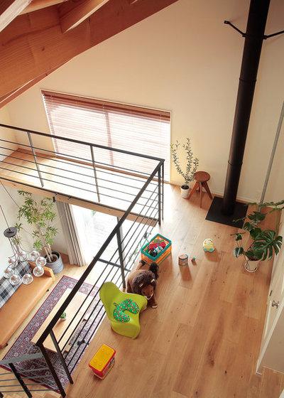 カントリー リビング by こぢこぢ一級建築士事務所