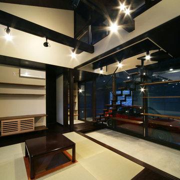 garagehouse in 生駒