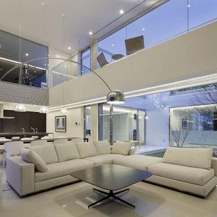 Idee per un soggiorno moderno