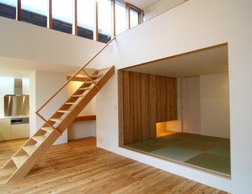 House in Yamatokoriyama