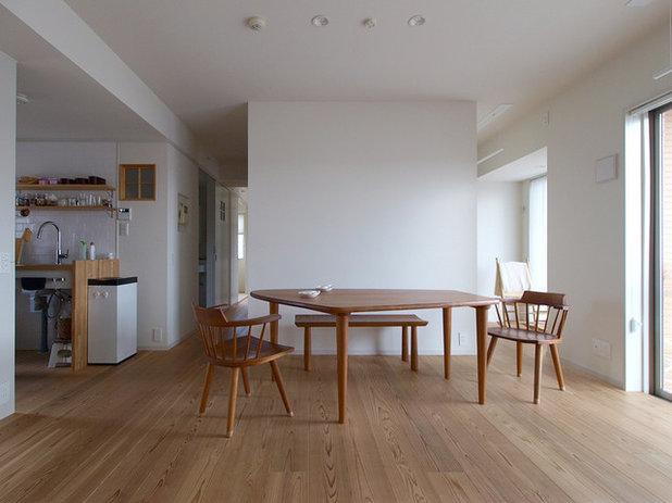 ミッドセンチュリー リビング by 志田茂建築設計事務所