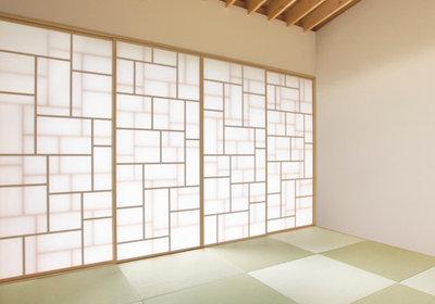 Japanese Living Room by 中井産業株式会社