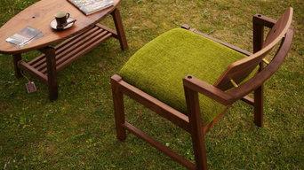 [ lounge chair 02 ]ラウンジチェア 02