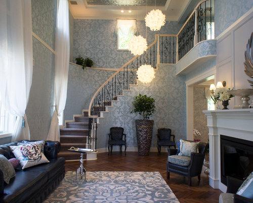 188 Victorian Gray Living Room Design Ideas Amp Remodel