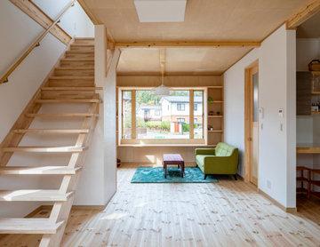 simplebestHouse Wa white×wood asahikawa