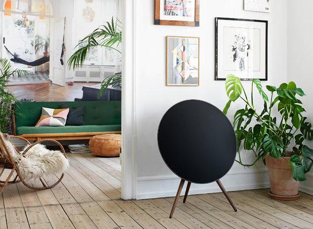 Scandinavian Living Room by バング&オルフセン 二子玉川/BANG&OLUFSEN futakotamagawa