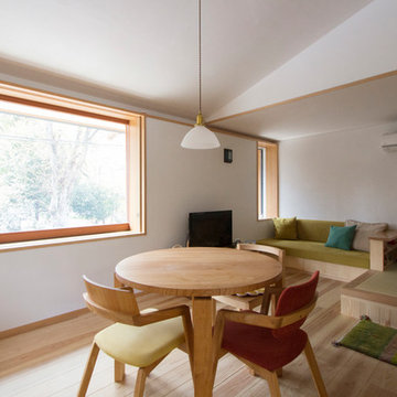 W邸(設計:ツバキハウス|東京都東村山市)