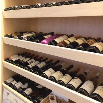 ワインセラーのある暮らし