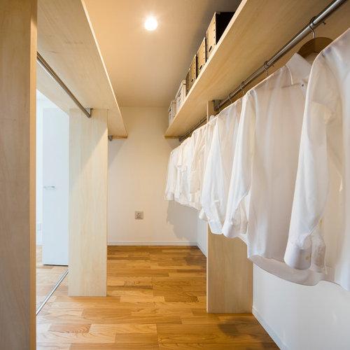 Foto e Idee per Cabine Armadio - grandi cabine armadio Dintorni di Tokyo