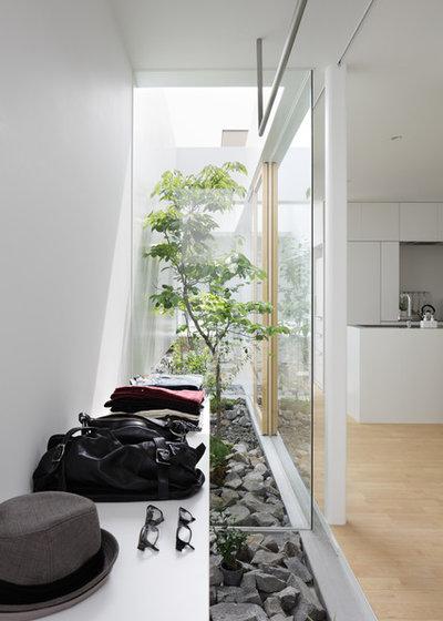 コンテンポラリー クローゼット by mA-style architects