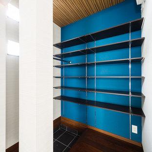 Minimalist closet photo in Other