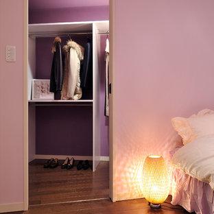 Foto de armario y vestidor clásico pequeño