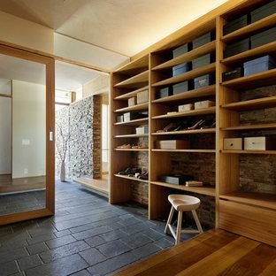 福岡のコンテンポラリースタイルのおしゃれな収納・クローゼットの写真