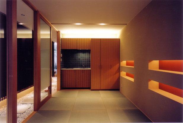 和室・和風 地下室 by 豊田空間デザイン室 一級建築士事務所