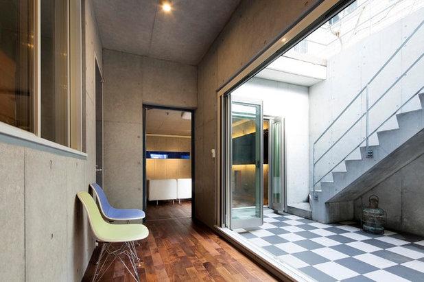 モダン 地下室 by 株式会社ヴァンクラフト空間環境設計