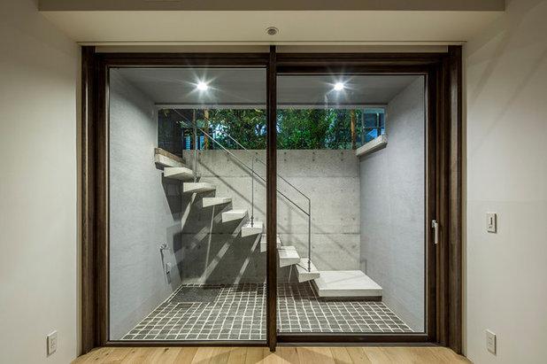 コンテンポラリー 地下室 by ArchiAtelierMA株式会社