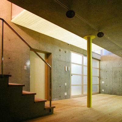 モダン 地下室 by ユミラ建築設計室