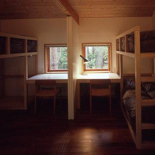Cette photo montre une chambre d'enfant asiatique.