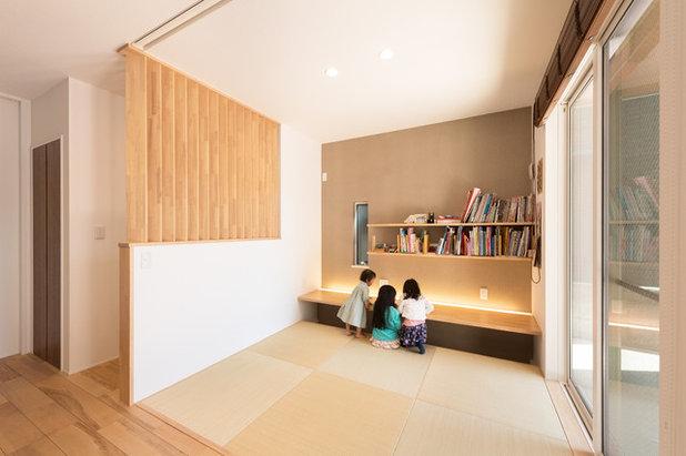 モダン 子供部屋 by KEIJI 一級建築士事務所