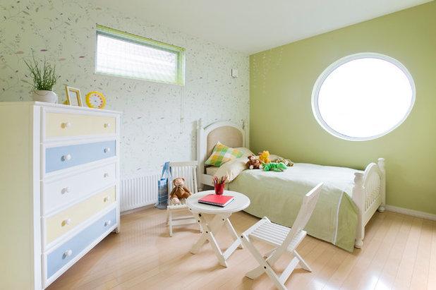 トラディショナル 子供部屋 by ハグハウス