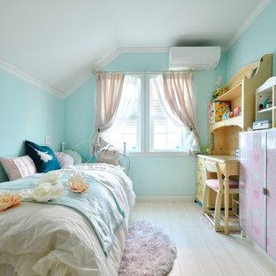 横浜のトラディショナルスタイルの子供部屋の画像