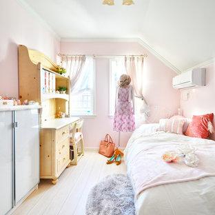 横浜のトラディショナルスタイルのおしゃれな子供部屋の写真