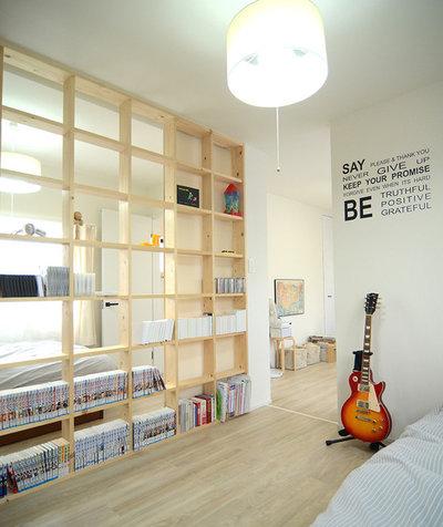 Contemporáneo Dormitorio infantil by リノベーション Sign「サイン」