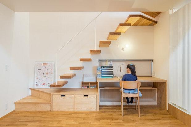 北欧 子供部屋 by 株式会社Vent計画設計室