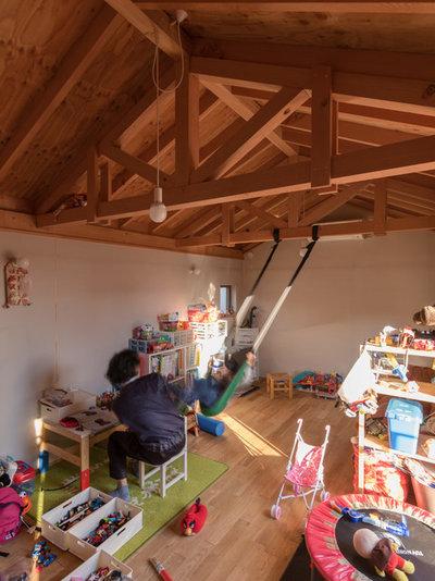 子供部屋 by 間工作舎/一級建築士事務所