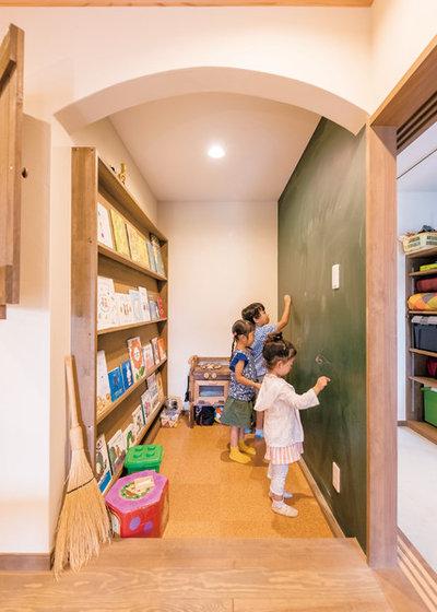 アジアン 子供部屋 by HAPTIC HOUSE