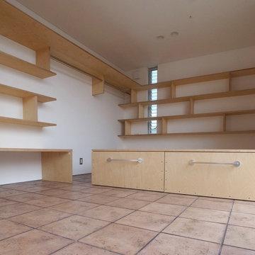 狭小住宅リノベーション|減築することで甦る家