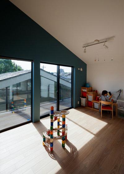 ラスティック 子供部屋 by 株式会社 直井建築設計事務所