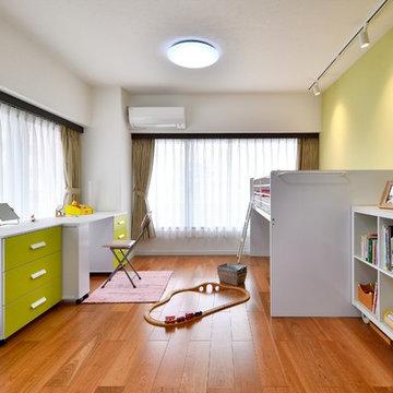 都心の立地をデザインソースに -くつろぎの大人空間-(マンション/apartment)