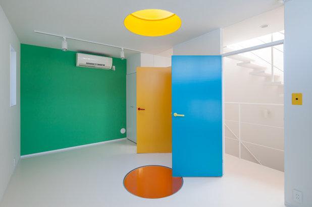 子供部屋 by 一級建築士事務所シンクスタジオ