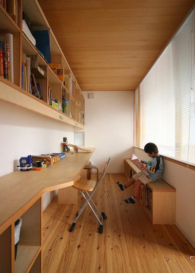 北欧 子供部屋 by 岩川卓也アトリエ一級建築士事務所
