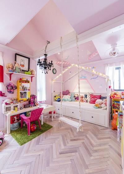 ビーチスタイル 子供部屋 by カリフォルニア工務店