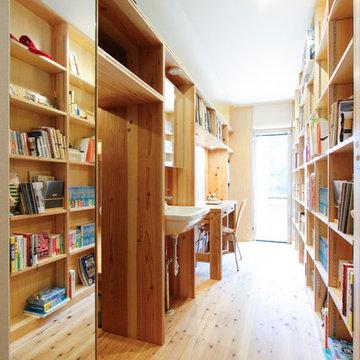 K邸(設計:ツバキハウス|東京都清瀬市)