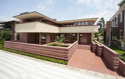 L'héritage de Frank Lloyd Wright aux architectes japonais