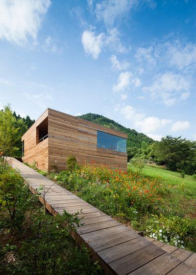 Modern Häuser by 岸本和彦 acaa