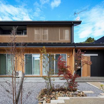 デザインと住宅性能にこだわった木の家