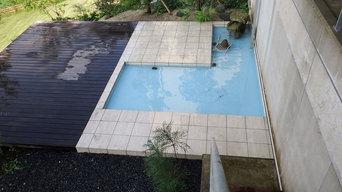 プール-のある庭―第2ステージ