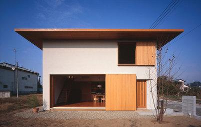 日本的な洗練と落ち着きが共存する和モダンの家