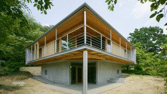 上間仁田の家