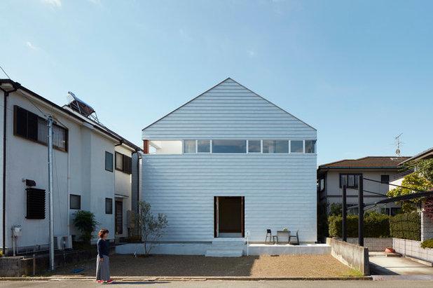 家の外観 by 小泉設計室