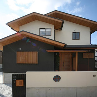 Inspiration for an asian exterior in Other.