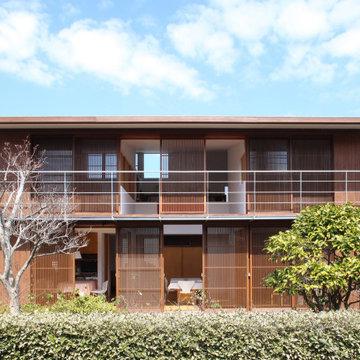 久里浜の住宅