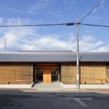 伊賀上野の家