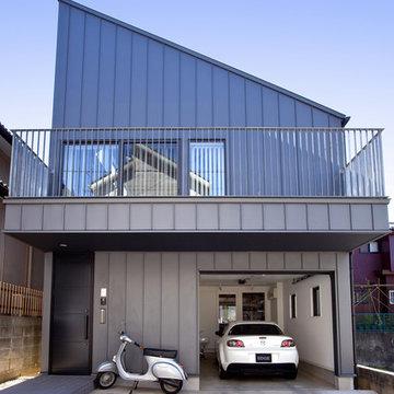 八千代の住宅 建物外観